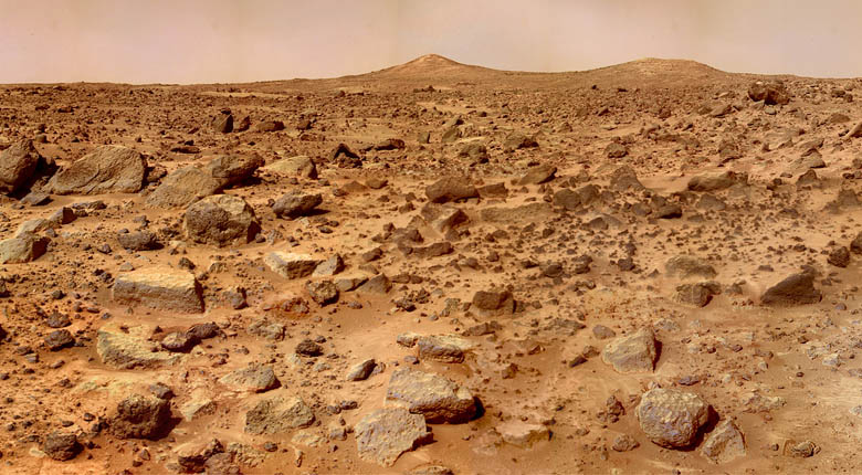 mars planet surface - photo #32